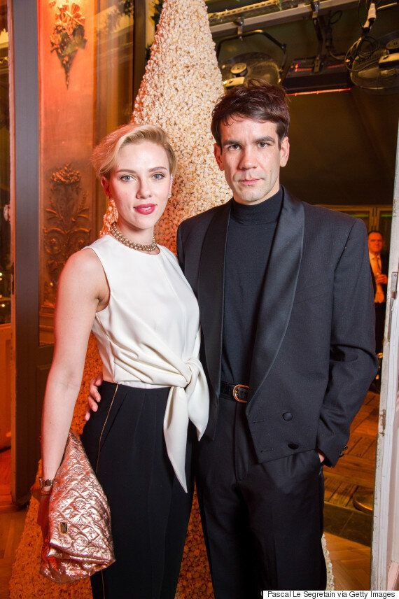 Scarlett Johansson And Romain Dauriac Split After Two Years Of