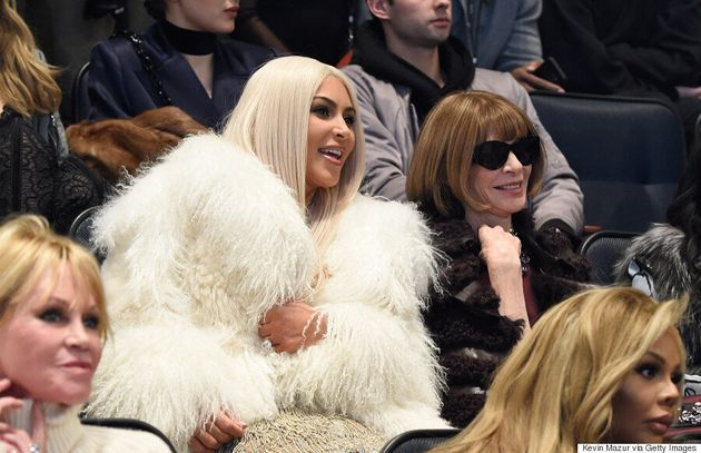 Anna Wintour Calls Kanye West's Fashion Show 'Migrant Chic' During Interview With Seth