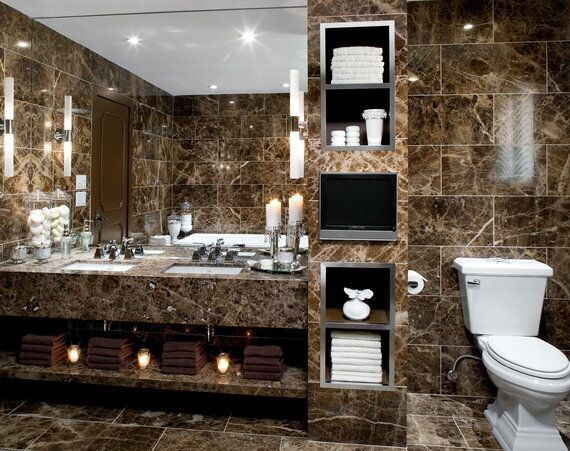 Bring Hotel Style To Your Bathroom