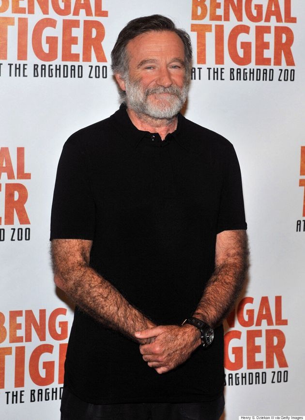 Robin Williams' Widow Reveals How He Fought 'Terrorist In His