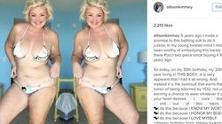Women All Over Instagram Are Embracing Their Beautiful