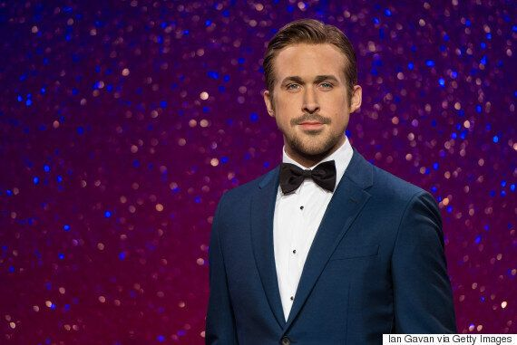 Ryan Gosling's Wax Figure Is