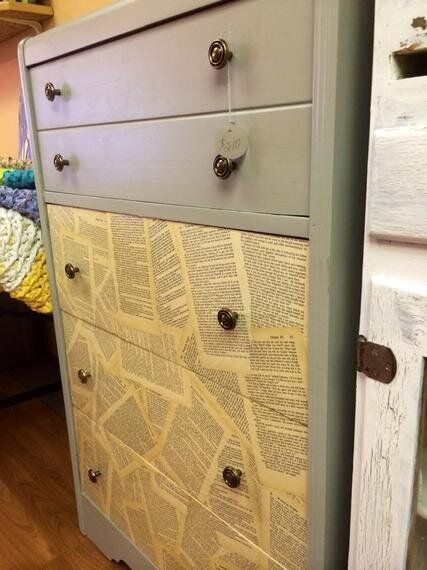 Beautify Your Home With An Upcycled Furniture