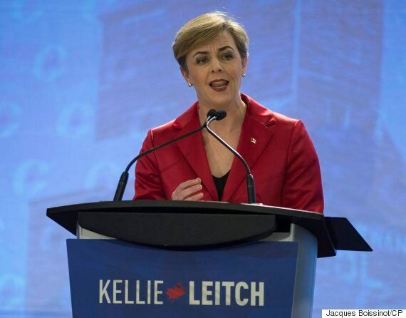 Kellie Leitch's Campaign Says Pledge To Move Embassy In Israel Not About
