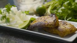 This Delicious Indian Fish Fry Recipe Takes 10 Minutes To