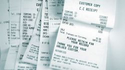 No One Likes Organizing Receipts. Here's How To Make It Suck