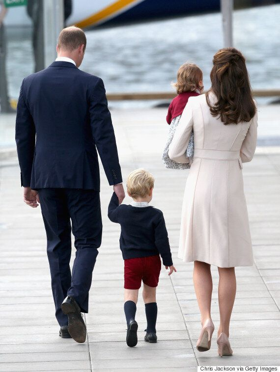 Prince George And Princess Charlotte, Canadians Want Their Hearts