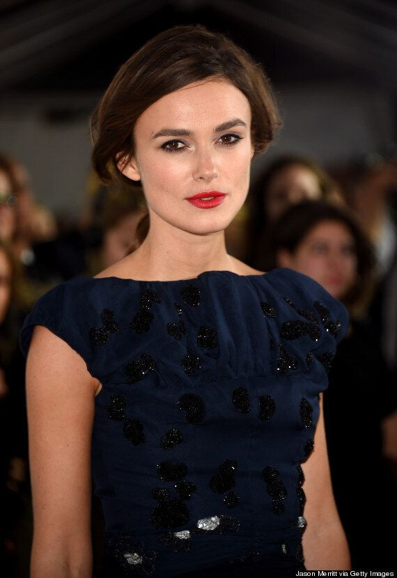Keira Knightley TIFF 2014: Actress Looks Flawless Even In A