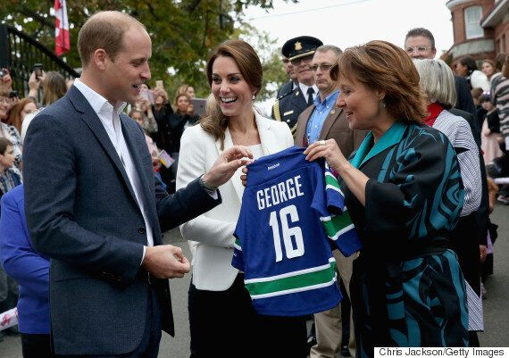 Royal Visit 2016: Will And Kate Focus On Youth, Mental Health On Final Day Of Canada
