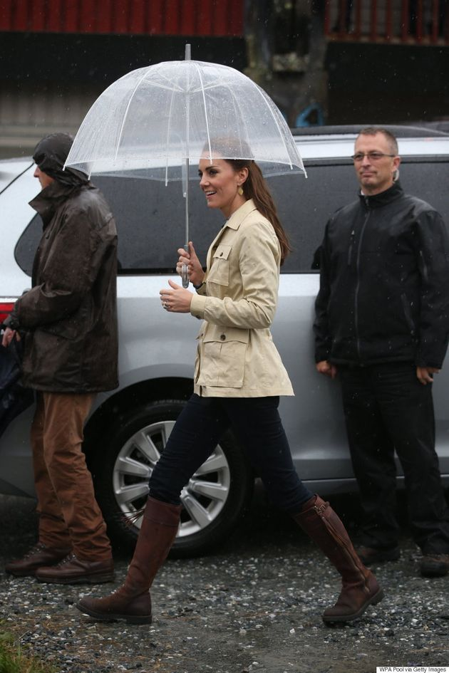Kate Middleton's Canada Royal Visit Outfits Are All The Fall Inspo You