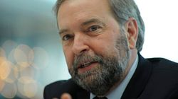 Mulcair Vows To Raise Minimum Wage – For