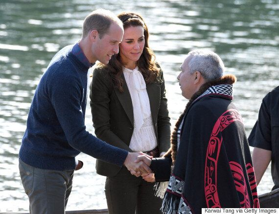 Royal Visit 2016: Canada Donates $100,000 In Name Of Duke, Duchess Of
