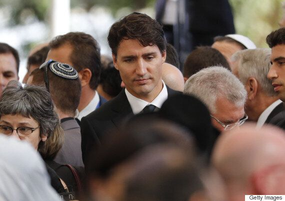 Trudeau's Delegation To Shimon Peres Funeral Praised By Israeli
