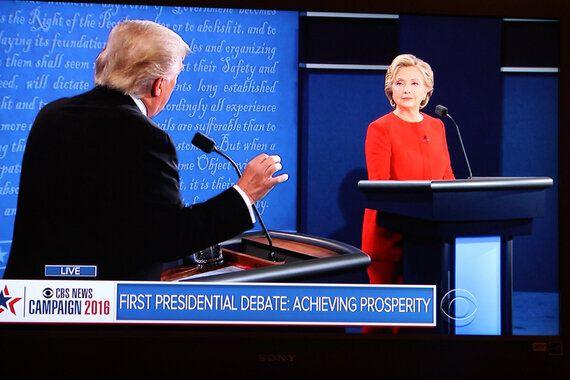Clinton-Trump Debate Hooked This Canadian On U.S. Politics
