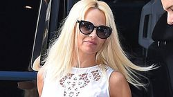Pamela Anderson's 'Baywatch' Hair Is