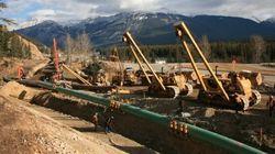 Kinder Morgan Pipeline Could Cross B.C.