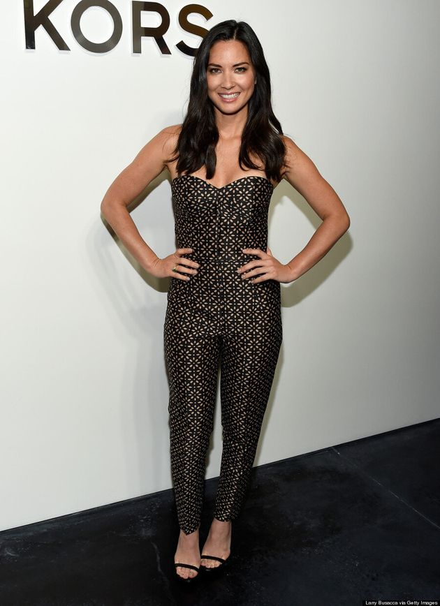 Olivia Munn's Jumpsuit Is The Perfect Way To Show Off Your