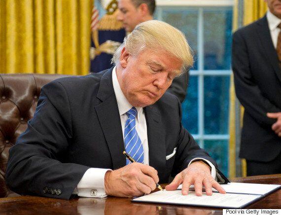 Trump Gives Green Light To Keystone XL, Dakota Access