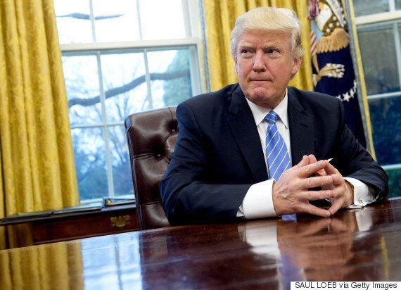 Trump Will Meet Trudeau Within A Month To Talk NAFTA: White