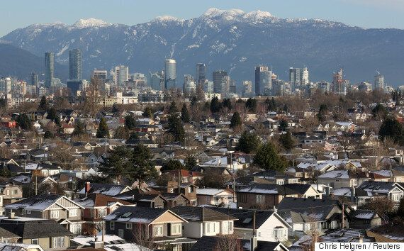 Vancouver's Middle Class Can Buy Less House Than Almost Anyone