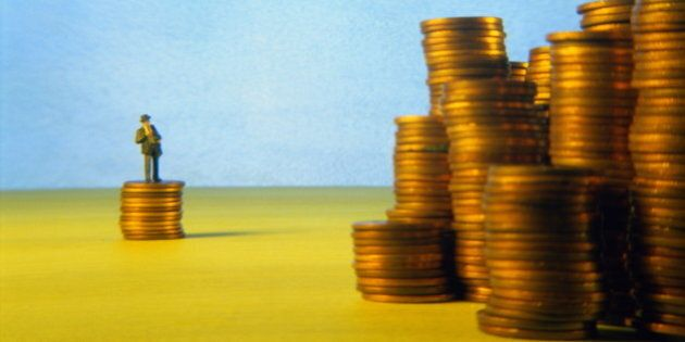 Canada's Wealth Gap Is Growing As Poor Get More In Debt: