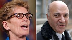 O'Leary To Wynne: Think You're Doing A Good Job? Call An