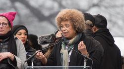 Activist Angela Davis: Get Ready For 1,459 Days Of Resistance,