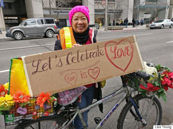 Women's March Toronto: Canadians Showed Up To Support Women,
