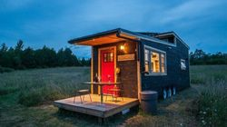 We Built A Tiny House To Live Sustainably Off The