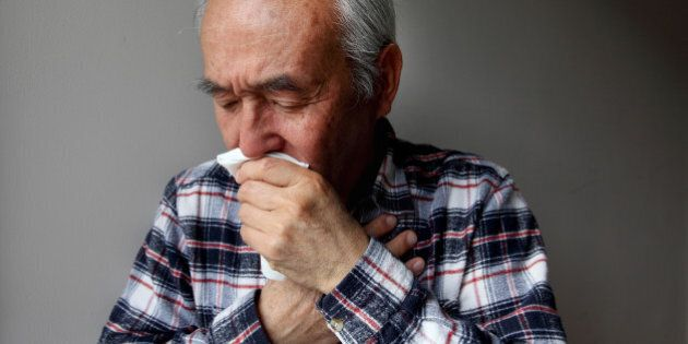 Getting Sick Means Double Trouble For Caregivers And