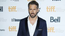 Ryan Reynolds Cleans Up