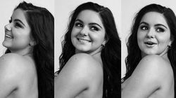 Ariel Winter Shows Off Breast Reduction Scars In Unretouched