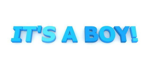 Blue It's a Boy!
