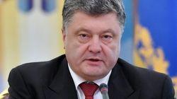 Ukraine's New President Heading To
