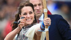 Kate Middleton Just One-Upped Katniss