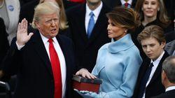 It Happened: He's President Trump