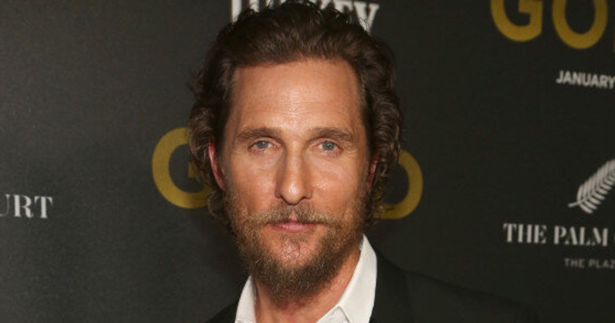 Matthew Mcconaughey Says He Was Balding In The 90s Until
