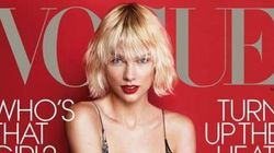 Wow, Look How ~Edgy~ Taylor Swift Is On The Cover Of