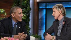 Ellen DeGeneres' Tribute To The Obamas Will Make You