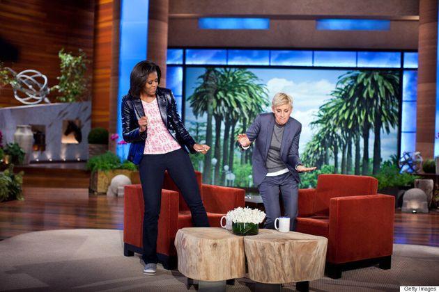 Ellen DeGeneres' Farewell Tribute To The Obamas Will Make You