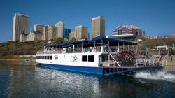 Edmonton Queen Riverboat Up For