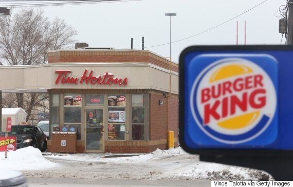 Tim Hortons, Burger King Launch App In Move Towards