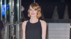 Emma Stone Would Fit In At 'Downton
