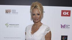 Pamela Anderson Looks Exactly Like Brigitte
