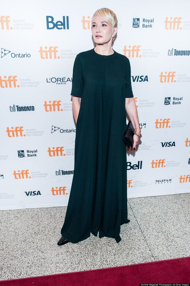 Ellen Barkin TIFF 2014: 60-Year-Old Actress Looks
