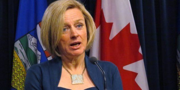Pipelines Or Indigenous Rights? Premier Notley Can't Have