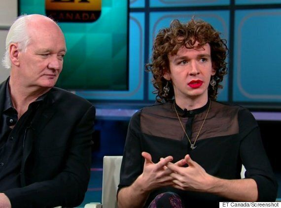 Kinley And Colin Mochrie Talk About Her Gender Transition | HuffPost