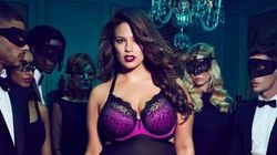 Ashley Graham Models The Sexiest Valentine's Day