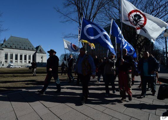 Metis, Off-Reserve Natives Win Indian Status In Supreme Court