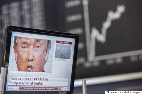 Trump Setting Up Repeat Of '29 Market Crash: Nobel-Winning